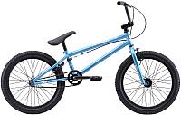 Велосипед STARK Madness BMX 1 2020 (синий/белый) -