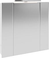 Шкаф с зеркалом для ванной Vigo Kolombo 800 -