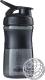 Шейкер спортивный Blender Bottle SportMixer Tritan / BB-SM20-BBLK (черный/черный) -