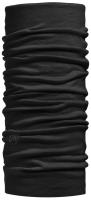Бафф Buff Lightweight Merino Wool Solid Black (100637.00) -