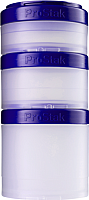 Набор контейнеров Blender Bottle ProStak Expansion Pak / BB-PREX-CCPU (фиолетовый) -