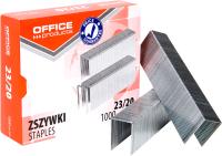 Скобы канцелярские Office Products 18072379-19 (1000шт) -