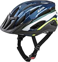 Защитный шлем Alpina Sports MTB 17 / A9719-81 (р-р 54-58, темно-синий) -