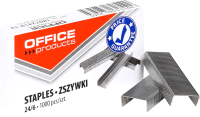 Скобы канцелярские Office Products 18072419-19 (1000шт) -
