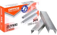 Скобы канцелярские Office Products 18072429-19 (1000шт) -