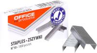 Скобы канцелярские Office Products №10 / 18071019-19 (1000шт) -