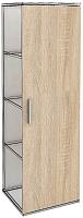 Дверь MFMaster Арто-10 / МСТ-ЭГА-10-ДС-16 (дуб сонома) -