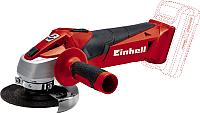 Угловая шлифовальная машина Einhell TС-AG 18/115 Li Solo (4431130) -