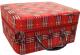 Кейс для косметики MONAMI CX7446-2 (красный) -