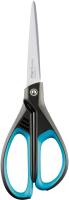 Ножницы канцелярские Maped Essentials Soft / 468310 (21см, черный/синий) -