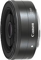 Широкоугольный объектив Canon EF-M 22mm f/2.0 STM / 5985B005 -