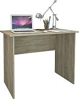Письменный стол MFMaster Милан-105 / МСТ-СДМ-15-ДС-16 (дуб сонома) -