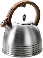 Чайник со свистком Lara LR00-81 (матовый) -