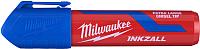 Маркер строительный Milwaukee 4932471561 (XL, синий) -
