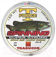 Леска монофильная Trabucco T-Force Spinning Pike 0.25мм 150м / 053-55-250 -