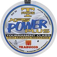 Леска монофильная Trabucco T-Force Xps Power Plus 0.14мм 50м / 053-83-140 -