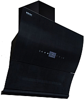 Вытяжка декоративная Backer AH60E-WAV200 MC (черное стекло) -