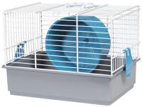 Клетка для грызунов Voltrega 001910B (серый) -