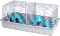 Клетка для грызунов Voltrega 001108G (серый) -