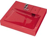 Умывальник Elmar R-06 (красный блеск) -
