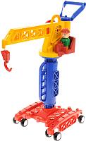 Кран игрушечный Форма Башенный / С-81-Ф -