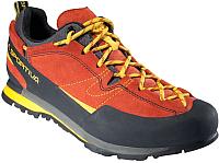 Трекинговые кроссовки La Sportiva Boulder X / 838RE (р-р 39, красный) -
