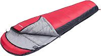 Спальный мешок Jungle Camp Track 300 XL / 70926 (серый/красный) -