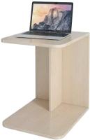 Приставной столик MFMaster Арто-25 / МСТ-СЖА-25-ДМ-16 (дуб молочный) -