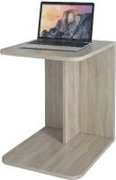 Приставной столик MFMaster Арто-25 / МСТ-СЖА-25-ДС-16 (дуб сонома) -