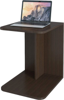 Приставной столик MFMaster Арто-26 / МСТ-СЖА-26-ВМ-16 (венге) -
