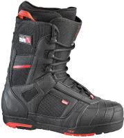 Ботинки для сноуборда Head 500 4D Black / 357403 (р.225) -