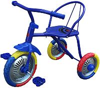 Детский велосипед Black Aqua Тип-Топ 313 (синий) -