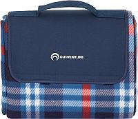 Плед для пикника Outventure Rug / S19EOUOH003-Z3 (сапфировый) -