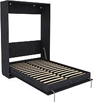 Шкаф-кровать Уют Сервис Гарун К01 (графит) -
