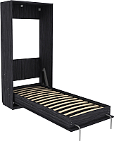 Шкаф-кровать Уют Сервис Гарун К02 (графит) -