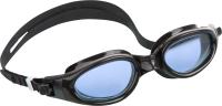 Очки для плавания Intex Pro Master / 55692 (черный/голубой) -