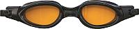 Очки для плавания Intex Pro Master / 55692 (черный/оранжевый) -