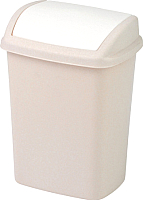 Контейнер для мусора Curver Dominik 05312-844-65 / 176504 (бежевый люкс/бежевый) -