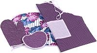 Набор кухонного текстиля Белбогемия Весеннее ретро 4187ф / 92480 -
