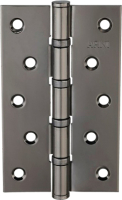 Петля дверная Arni 125x75 black (врезная) -
