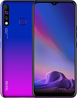 Смартфон Tecno Camon 12 4/64GB / CC7 (Dawn Blue) -