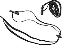 Шнурки для обуви Orca Speed Laces / JVAQ (черный) -