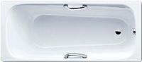 Ванна стальная Kaldewei Eurowa Star 170x70 (с ручками и ножками) -