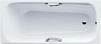 Ванна стальная Kaldewei Eurowa Star 150x70 (с ручками и ножками) -