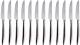 Набор столовых ножей SOLA Hermitage / 11HERM110 (12шт) -