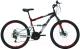 Велосипед Forward Altair MTB FS 26 2.0 Disc 2020 / RBKT0SN6P013 (16, черный/красный) -