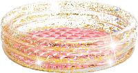 Надувной бассейн Intex Glitter Mini Pool / 57103 -