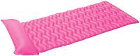 Надувной матрас для плавания Intex 58807 (розовый) -