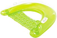 Надувное кресло Intex Sit 'N Float / 58859 (зеленый) -