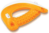 Надувное кресло Intex Sit 'N Float / 58859 (оранжевый) -